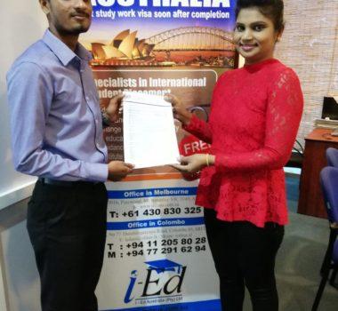 Nishan Anura - Deakin